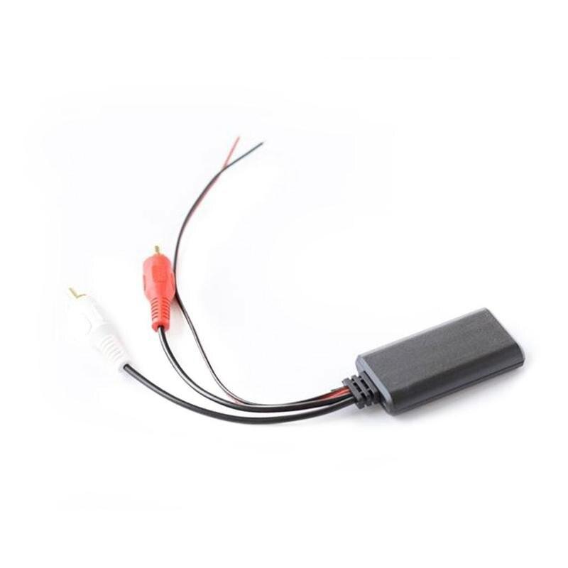 Универсальный автомобильный беспроводной Bluetooth модуль музыкальный адаптер Rca Aux аудио кабель беспроводной аудио вход воспроизведение музы...