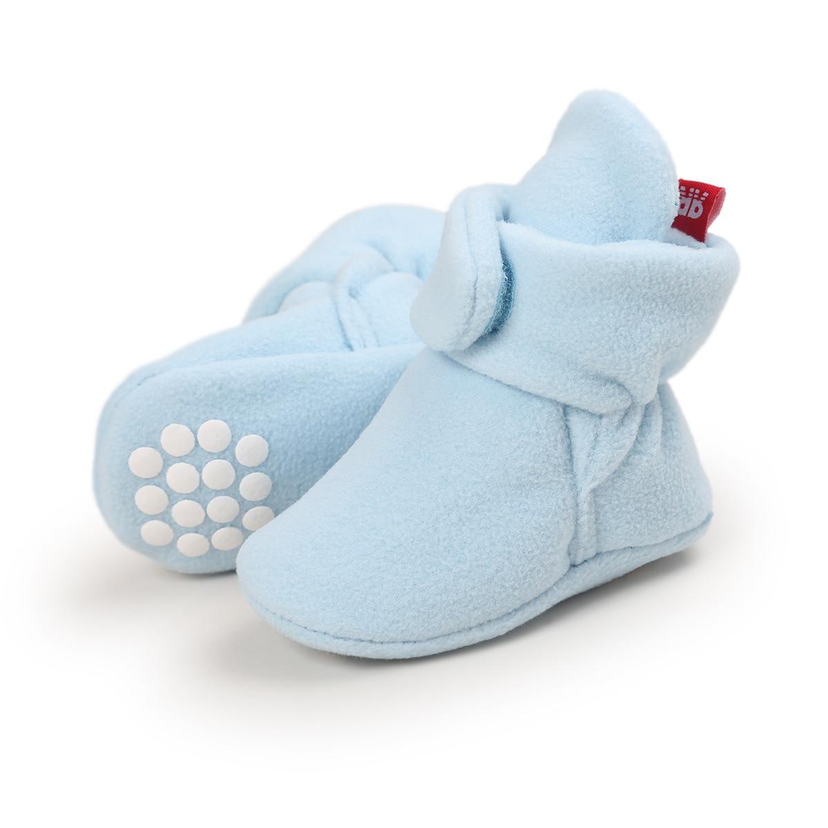 cores da criança primeiros caminhantes adorável algodão