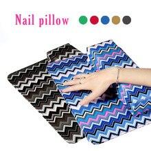 Misscheering гвоздь красочные призматическая подушка для рук+ подушки для рук