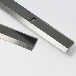 Image 4 - HSS planya bıçakları kalınlığı planya bıçağı için 319x18.2x3.2mm Ryobi ETP1531AK JET JWP 12 GMC MA1931 CT 340 COBRA