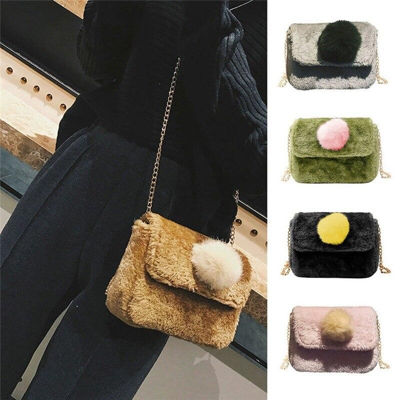 أفخم حقيبة كتف فتاة رفرف فتح النساء حقائب اليد سلسلة معدنية متعددة الألوان حقائب كروسبودي للنساء السيدات حقائب اليد حقيبة الشتاء