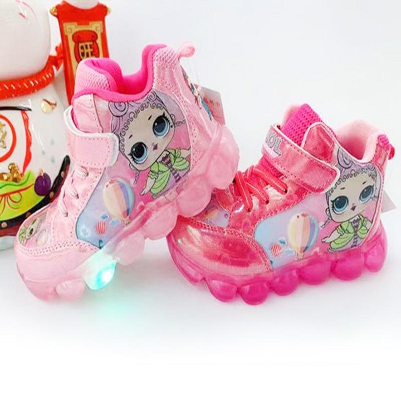 lol girls shoes