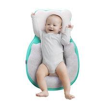 Прямая поставка портативная детская кроватка для грудного вскармливания