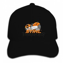 Print Custom Baseball Cap Hip Hop Nieuwe Mode Stihl Timbersports Grafische Mens Comfortabele Hoed pet(China)