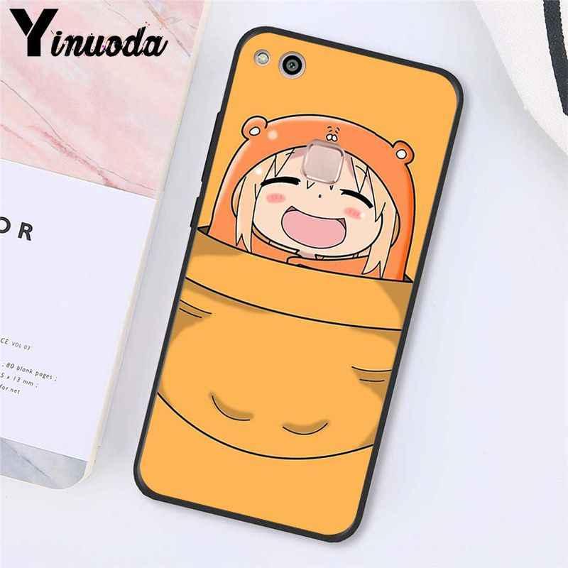 Yinuoda Lucu Umaru Chan Anime DOMA Umaru untuk Huawei Y5 II Y6 II Y5 Y6 Y7Prime Y9 2018 2019