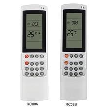 Conditionerเครื่องปรับอากาศรีโมทคอนโทรลสำหรับAirwell Electra Gree Rc08b RC08Aพวกเขาฟังก์ชั่นที่แตกต่างกัน