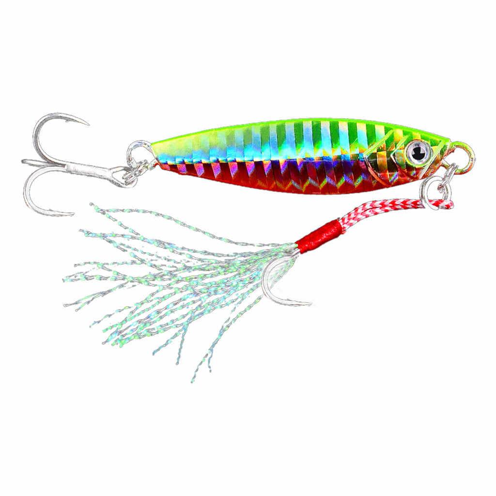 Perimedes الصيد السحر المعادن الطعوم معالجة أداة الصيد إغراء الاصطناعي الصيد السحر بطيء الملعب القفز السحر المحيط # y50