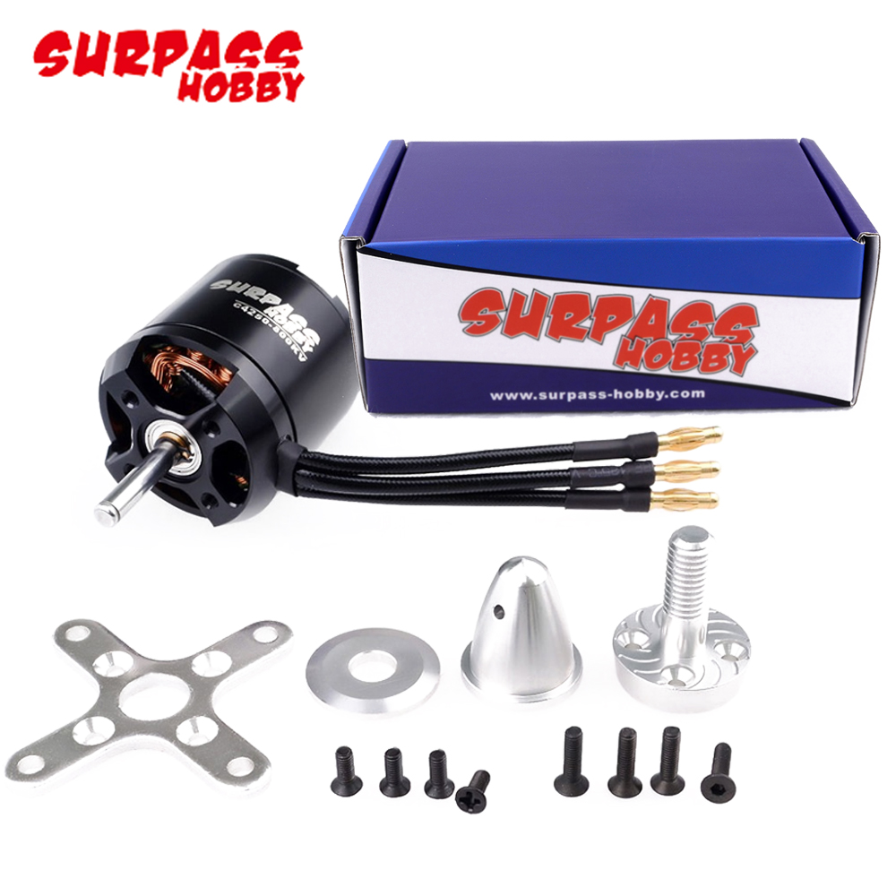 RC Motor,C4250 4250 600KV/800KV Brushless Motor For Airpalne Aircraft Multicopters RC Plane Helicopter