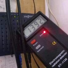 LCD Digital Electromagnetic Radiation Detector EMF Meter Dosimeter Tester NEW professional lcd digital electromagnetic radiation detector emf meter dosimeter tester radiation measurement tool