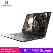 """MaiBenBen HeiMai 7 ноутбук для игр Intel G5420+ GTX1650 4G graphics/8G-16G ram/256G-512G SSD+ 1 ТБ HHD/16,"""" 60Hz 72% NTSC ADS"""