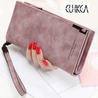 Women Wallets Lady Wristlet Handbags Long Money Bag Zipper Coin Purse Credit Cards ID Holder Clutch Woman Wallet Burse Notecase
