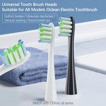 Têtes de brosse à dents électriques à poils doux DuPont, 10 pièces, têtes de rechange pour Oclean X/ X PRO/ Z1/ F1/ One/ Air 2 /SE Sonic