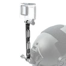 Aluminium Legierung Selfie Verlängerung Arm Pole Verlängert Stange für Gopro hero 3 + 4 4s 5 6 7 8 4K SJCAM Action Kamera für insta360