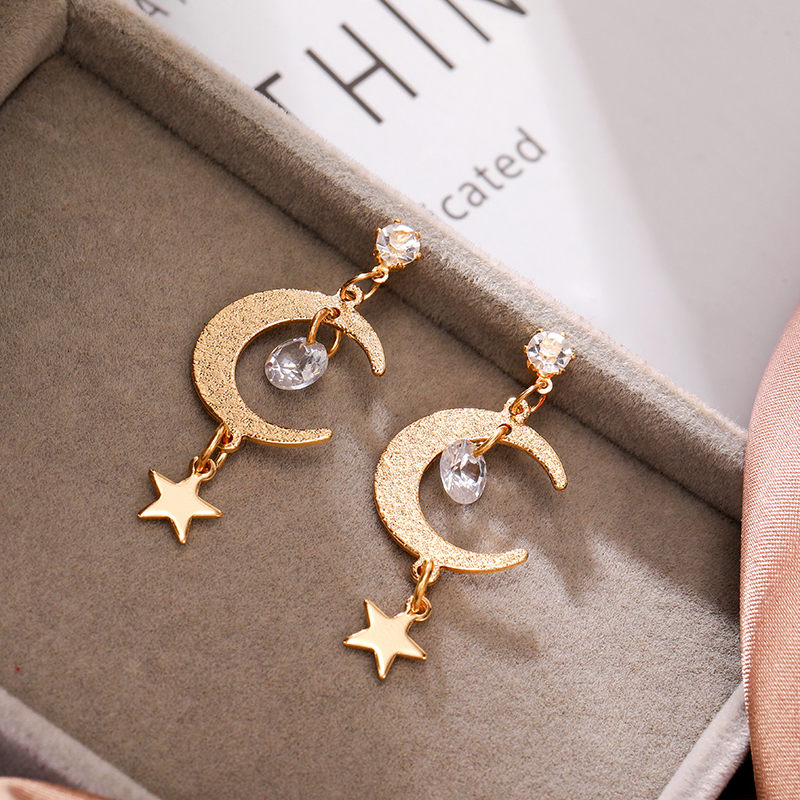 2020 Fashion Geometric Round Acrylic Dangle Earrings For Women Vintage Sequin Drop Earring Statement Female Jewelry Gifts