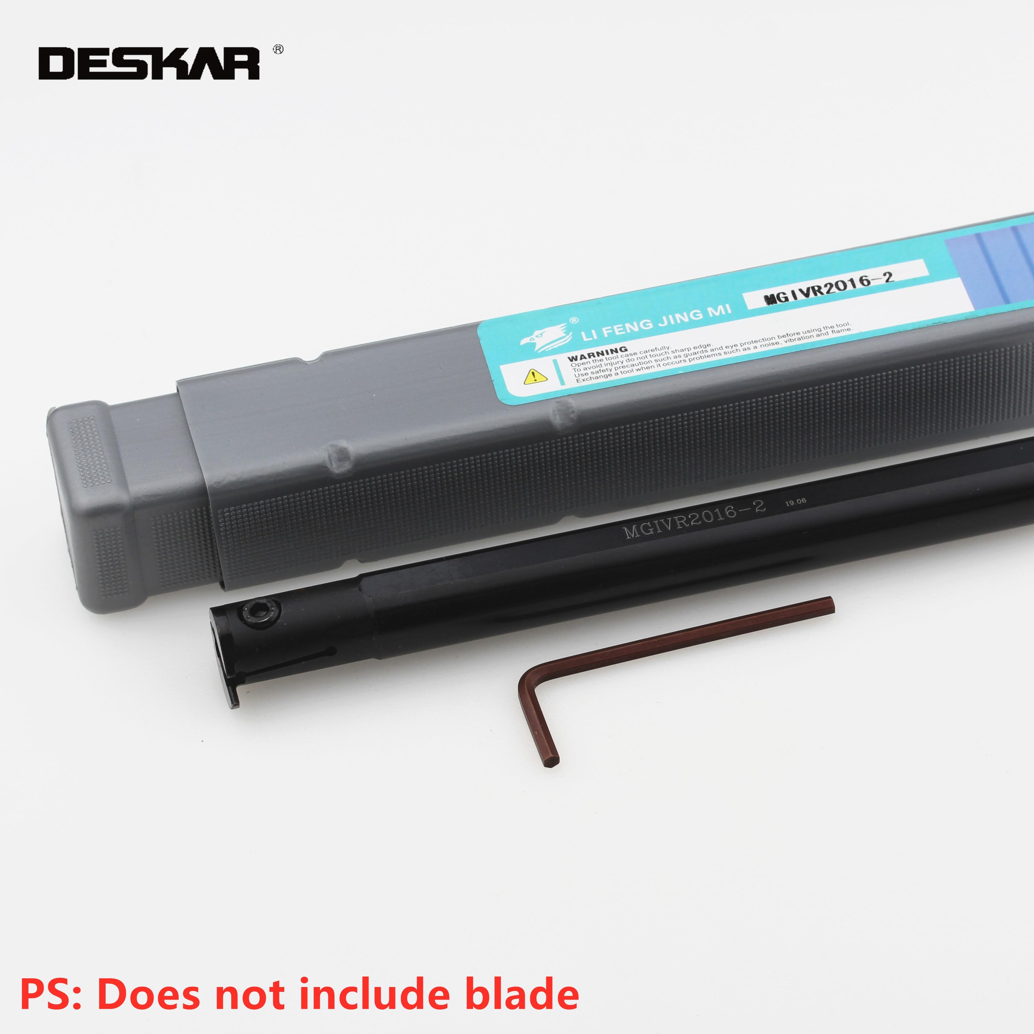 MGEHR1616-1.5 Korloy MGMN150 1.5mm EXTERNAL GROOVING TOOLHOLDERS 1Pcs