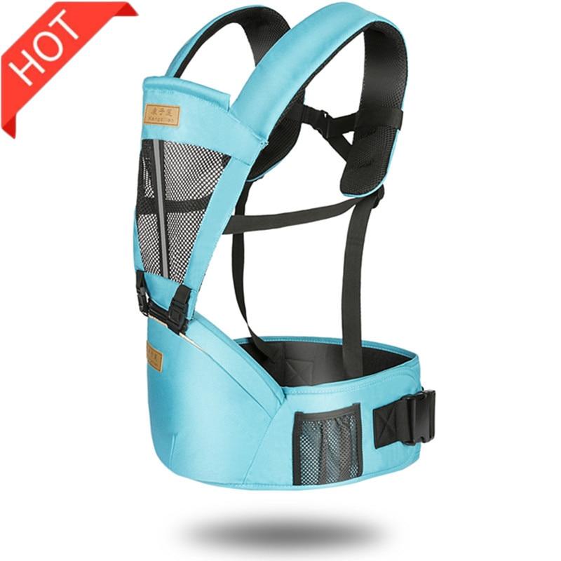 We Flower Baby Sling Ergonomic Baby Carrier Kangaroo Bag Baby Carrying Belt Waist Backpack Hip Waist Carrier Hip Waist Carrier