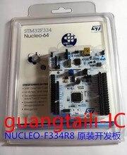 NUCLEO F334R8 geliştirme panoları ve kitleri ARM 16/32 BITS MICROS