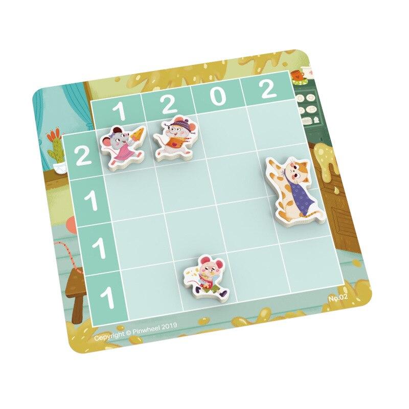 pinwheel jogo de tabuleiro crianca logica pensando 04