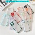 Прозрачный чехол для iPhone 12 Pro 12 mini из мягкого ТПУ ударопрочный защитный чехол для iPhone 12Pro Max прозрачный чехол