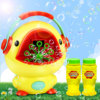 Hot Sale Duck Bubble Machine Portable Music Birthday Park Holiday Party Bubble Machine Tools Adult Children's Toy Gifts