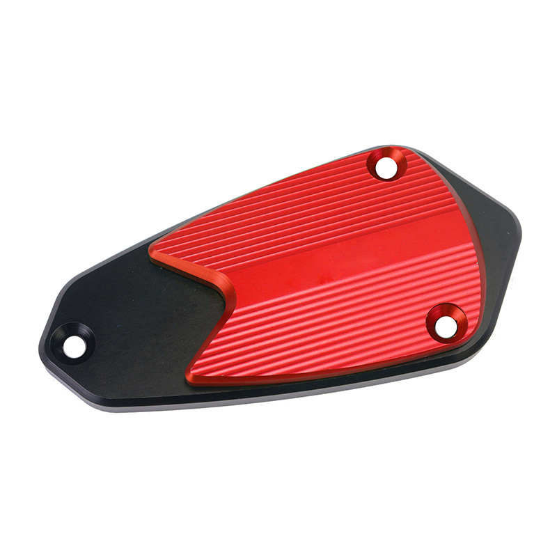 Moto Fluid Brake Reservoir Cover Cap for <font><b>Kawasaki</b></font> <font><b>Z1000</b></font> <font><b>2010</b></font> 2011 2012 2013 2014 2015 2016 2017 Brake Pump Cap image