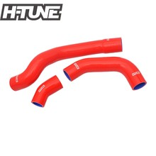 H-TUNE 4x4 Pickup 3.2L Turbo Diesel Silicone Intercooler Piping Hose Kits for Ranger / BT50 2012+(China)