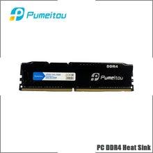 Pumeitou Intel AMD RAM DDR4 2 GB 4GB 8GB 16GB 32 GB 64 GB 2133, 2400, 2666 MHz de Memoria de escritorio Memoria 288pin 1,2 V nuevo RAMs