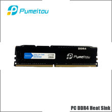 Pumeitou AMD Intel RAM DDR4 4GB 8GB 16GB 2133 2400 2666 MHz Memoria masaüstü bellek 288pin 1.2V yeni RAMs