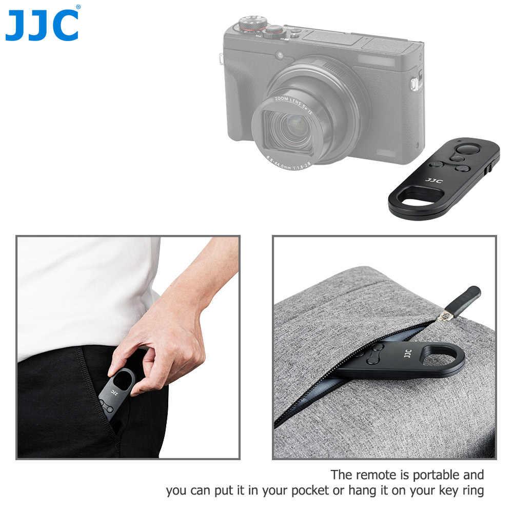 JJC беспроводной пульт дистанционного управления для Canon EOS 6D Mark II EOS R5 R6 R RP 90D 77D 850D 800D 200D II M200 M50 заменяет BR-E1