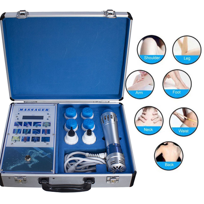 Shockwave1602 Physiotherapy Instrument Extracorporeal Shock Wave Therapy Machine Lattice Ballistic Shockwave Pain Physiotherap|Relaxation Treatments|   - AliExpress