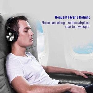 Image 3 - Orijinal Cowin E7PRO aktif gürültü Bluetooth kulaklıklar kablosuz mikrofonlu kulaklık ANC Handsfree HIFI bas ses