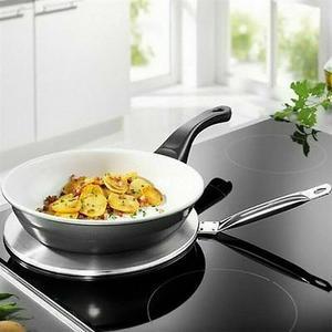 Image 4 - Adaptador de placa intercambiadora de calor de Cocina de Inducción de acero inoxidable, convertidor de difusor de calor para Gas/eléctrico/cocina doméstica
