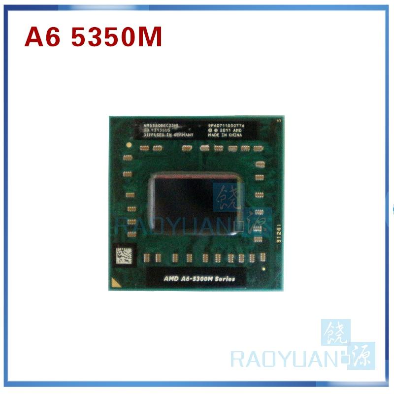Amd A6 5350m A6 5300m Am5350dec23hl 2 9ghz Dual Core Notebook Processors Laptop Cpu Am 5350 Socket Fs1 722 Pin Socket Fs1 Notebook Processorlaptop Cpu Aliexpress