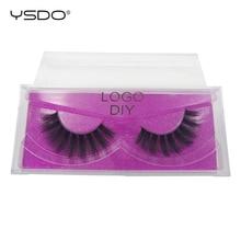 20 pairs eyelashes private labeling hand made mink eyelashes DIY packaging wholesale false lashes customize box logo maquillaje