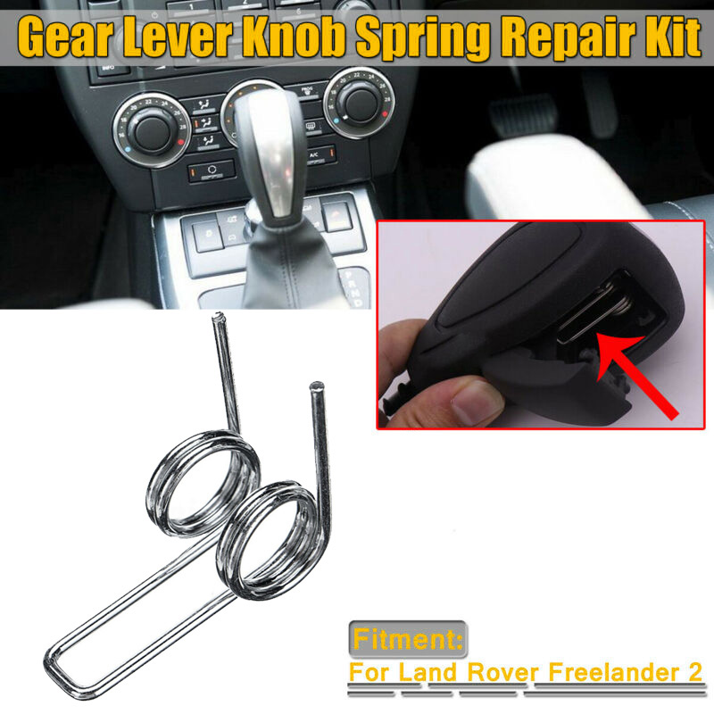 New Knob Gear Lever Spring For Land Rover LR2 Freelander 2 LR038636 LR052792 Brand New And High Quality