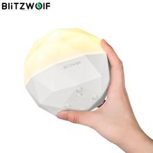 BlitzWolf BW LT19 3000K الماس المحيط لمس الاستشعار ليلة ضوء ذكي TouchControl ستبليس يعتم USB شحن ضوء
