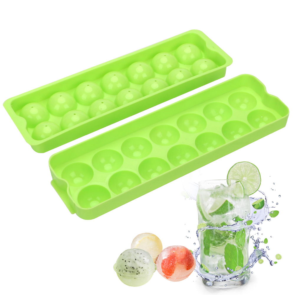 Ball Cube Round Mould Ice Cream Kitchen Tools Tray Mold Maker Accessories
