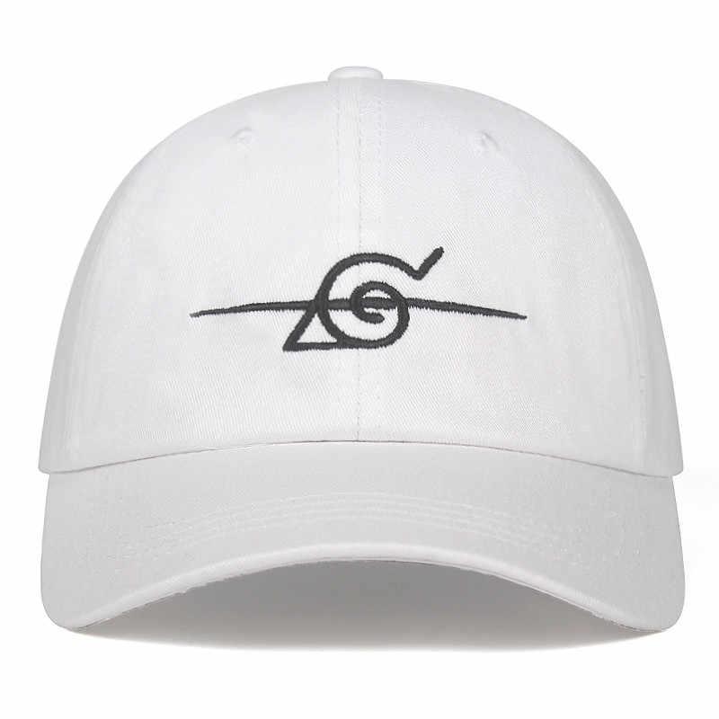 % 100% pamuk japon Naruto Logo Anime Uchiha Itachi baba şapka Uchiha aile Rebel nakış beyzbol kapaklar snapback şapka dropship