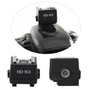 Image 5 - HD N3 플래시 라이트 핫슈 장착 어댑터 소니 a100 a200 a230 a300 a330 a350 a700 a900 비디오 카메라 용 비디오 액세서리