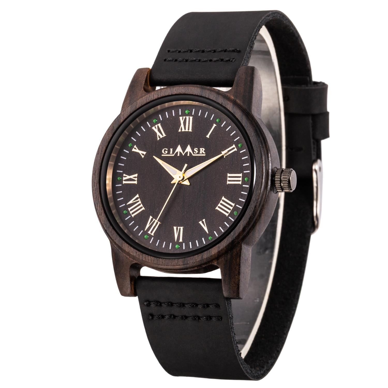 relógios de Pulso com Pulseira De Couro