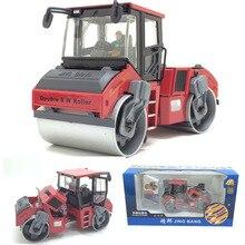 Jing bang сплав двойной стальной колесный ролик модель Металл Я Лу че Инженерная модель автомобиля игрушка