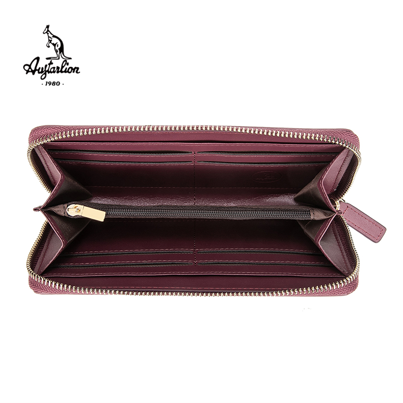 Fashion Lady Wristlet Women Wallet Handbags Long Money Bag Zipper Coin Purse Cards ID Holder Clutch Woman Wallet AUGTARLION 2020