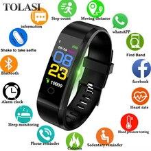 купить Sport Smart Watch Children women Watches Kids For Girls Boys Electronic Wristwatch Color LED Digital Child band Clock Smartwatch дешево