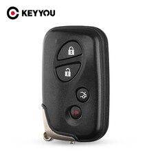 Keyyou 2/3/4 Knoppen Nieuwe Voor Lexus GS430 ES350 GS350 LX570 IS350 RX350 IS250 Klep TOY48 Vervanging Smart auto Sleutelhanger Case