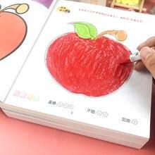 3 6 лет старый пазл ручной росписью иллюстрированные книги дошкольного