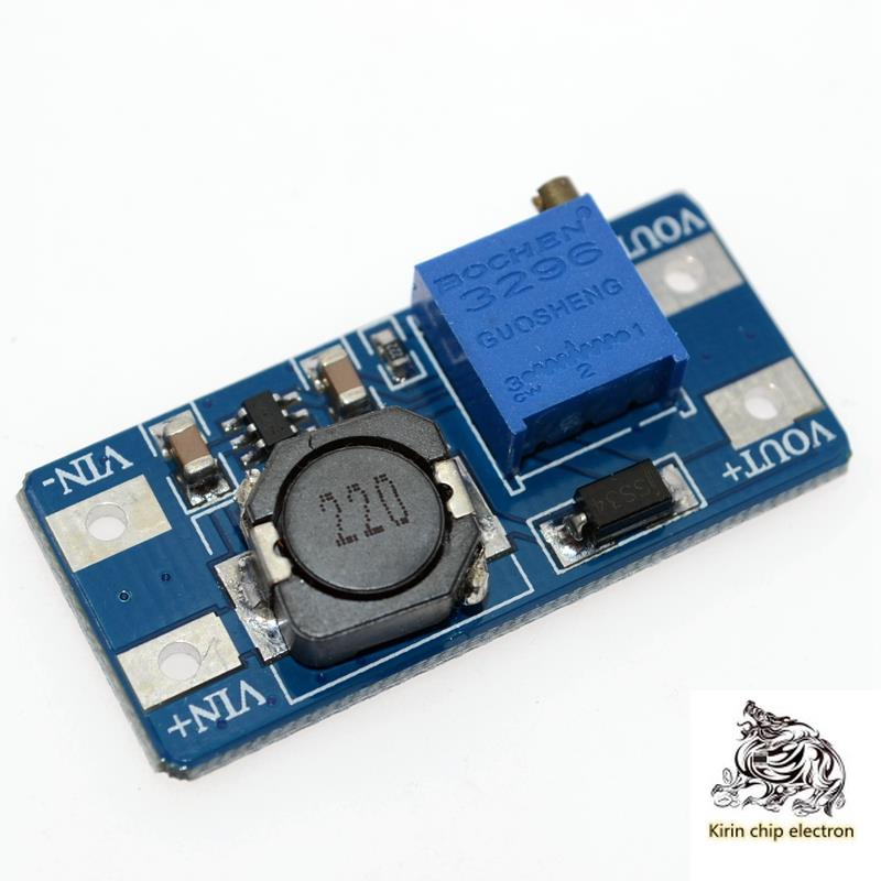 5PCS/LOT MT3608 2a Boost Plate DCDC Boost Module
