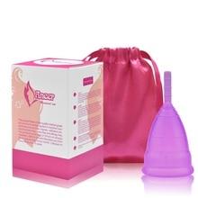 100 قطع الجملة كأس الطمث الطبية سيليكون كأس الطمث softcup كأس copas menstruales silicona menstruatie كأس لينة