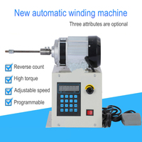 350W/650W/800WAutomatic CNC Winding Machine Large Torque Motor Winding Tool Programmable