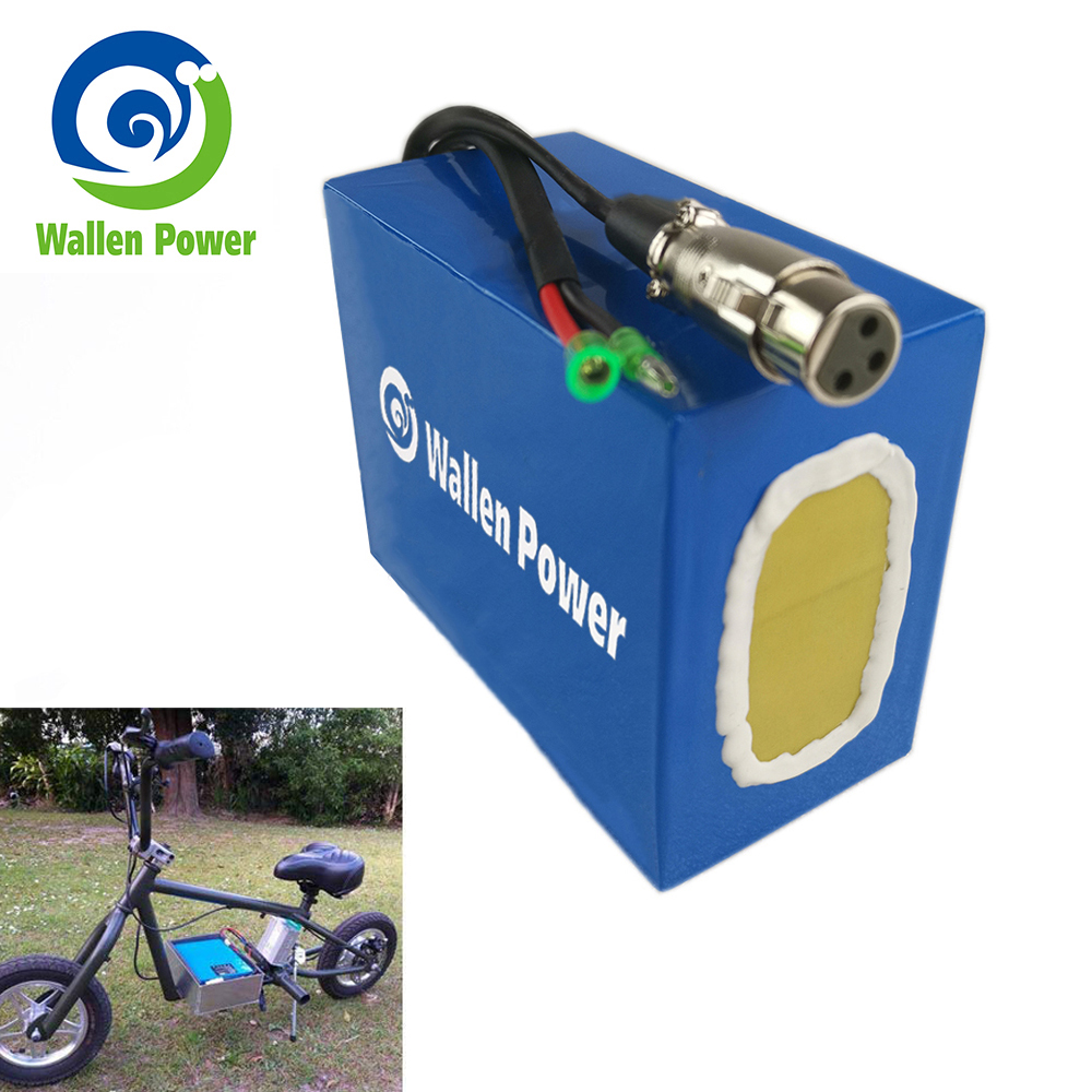 36V Electric Bicycle Conversion Kit Li Battery LG Cell Pack 15Ah 17.5Ah 20Ah