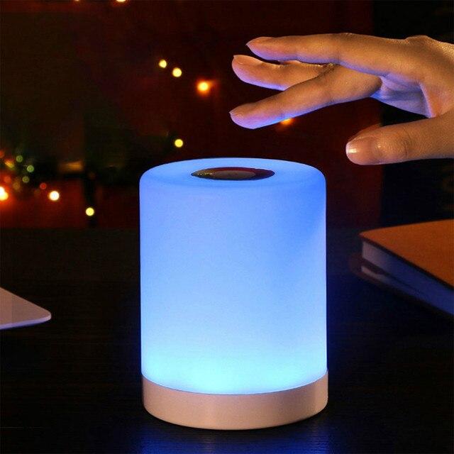 USB Smart Bedside Lamp  1
